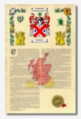Armorial History with Coat of Arms