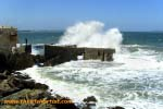 Forty Foot storm waves